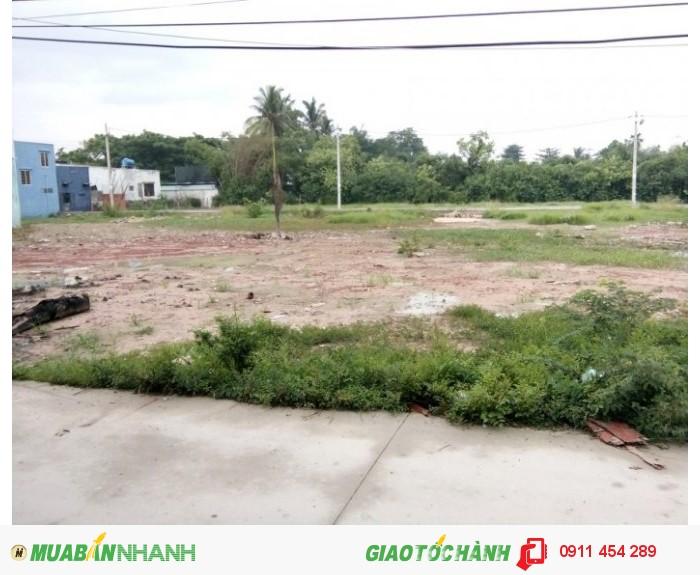 Bán đất Mặt Tiền 66m2 gần chợ phường thạnh lộc Q12, thổ cư 100%