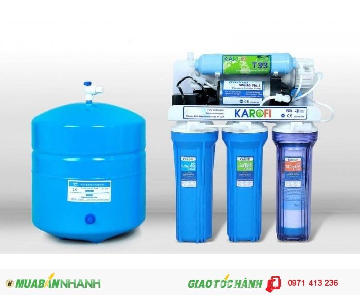 Máy lọc nước RO Ohido T8080 7 cấp lọc