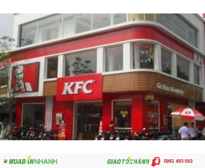 Tập Đoàn Thức Ăn Nhanh KFC Cần Thuê Nhà Ở Tp.HCM