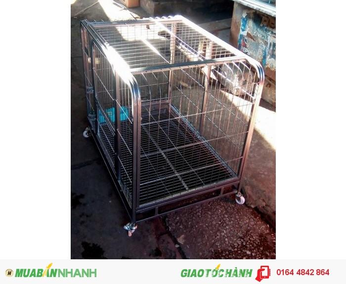 Chuồng Chó Sắt Lắp Ghép Xuất Khẩu KT9463830