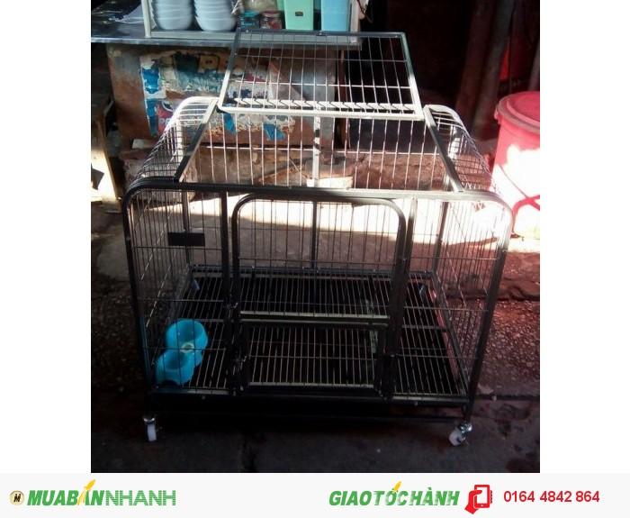 Chuồng Chó Sắt Lắp Ghép Xuất Khẩu KT9463831