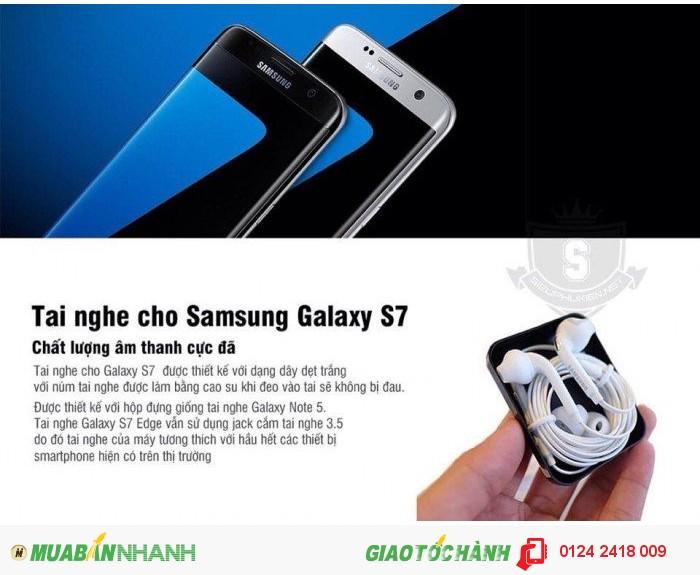Tai nghe Samsung Galaxy S7.S7 EDGE Zin Chính Hãng Made in VietNam4