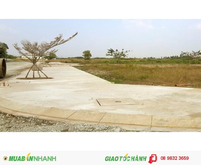 Mở bán giai đoan 2 của dự án An Hạ Lotus Bình Chánh, liền kề đầm sen 2 giá 7 triệu/nền, vòng xoay Phú Lâm