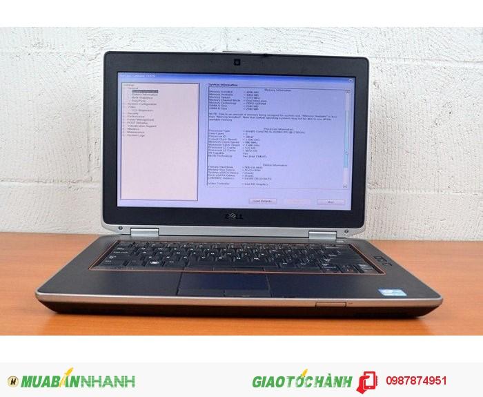 Dell Latitude E6420 i5-25400