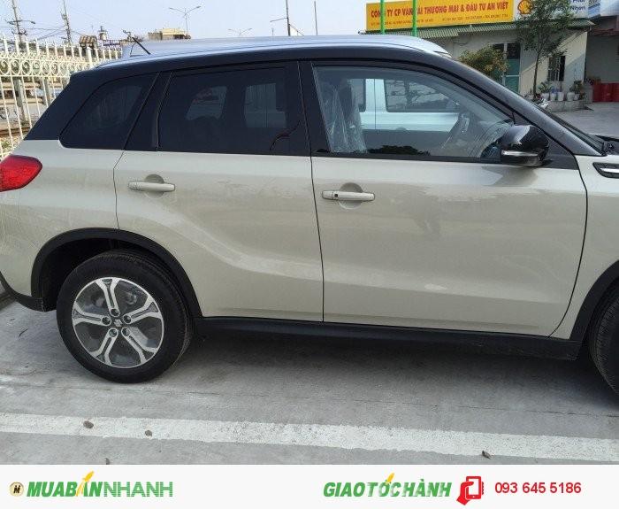 Suzuki Vitara sản xuất năm