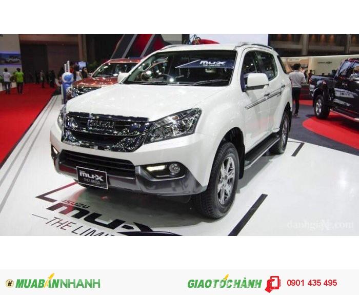 Isuzu sản xuất năm 2016 Số tay (số sàn) Dầu diesel