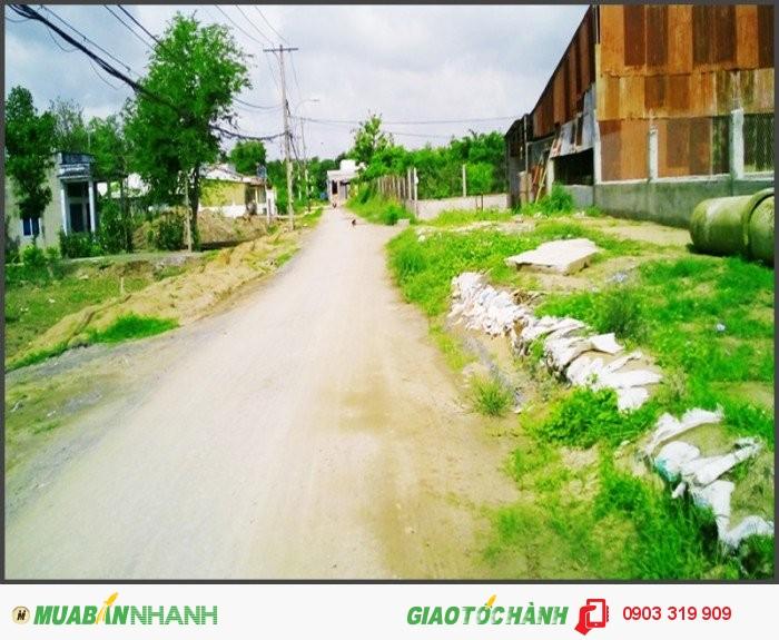 Bán đất xây kho xưởng Đa Phước, Bình Chánh, 1000m2, giá 2.2tr/m2, SHR