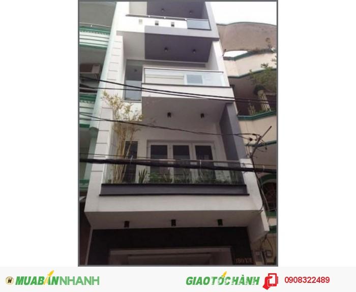 Bán Nhà Hẻm 220, Đường Lê Văn Sỹ, Q.3, Dt: 55.5 m2, Giá 5.75 tỷ