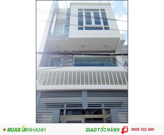 Bán Nhà Đường Nguyễn Đình Chiểu, Q.1. Dt: 4x10, 3 Tầng
