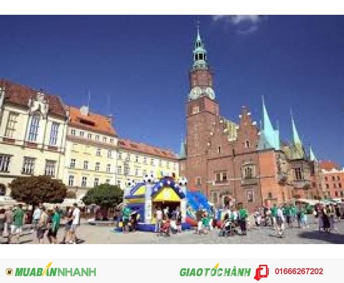Tuyển sinh lớp học tiếng Ba Lan từ cơ bản đến nâng cao