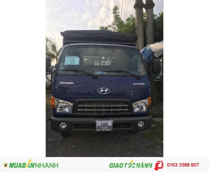 Xe Hyundai hd99 nâng tải 6.5 tấn