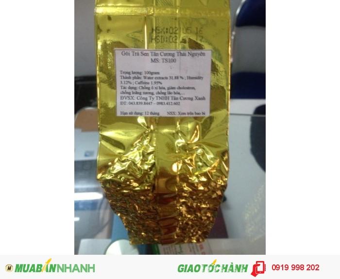 Trà Thái Nguyên ướp hoa Nhài loại 20