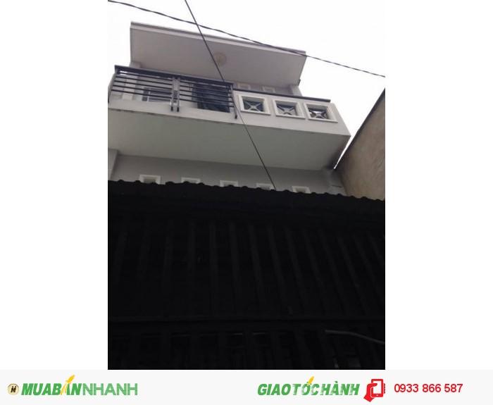 Bán Nhà 2 Tấm Dt(4X7)M,giá 920 Triệu Trương Phước Phan