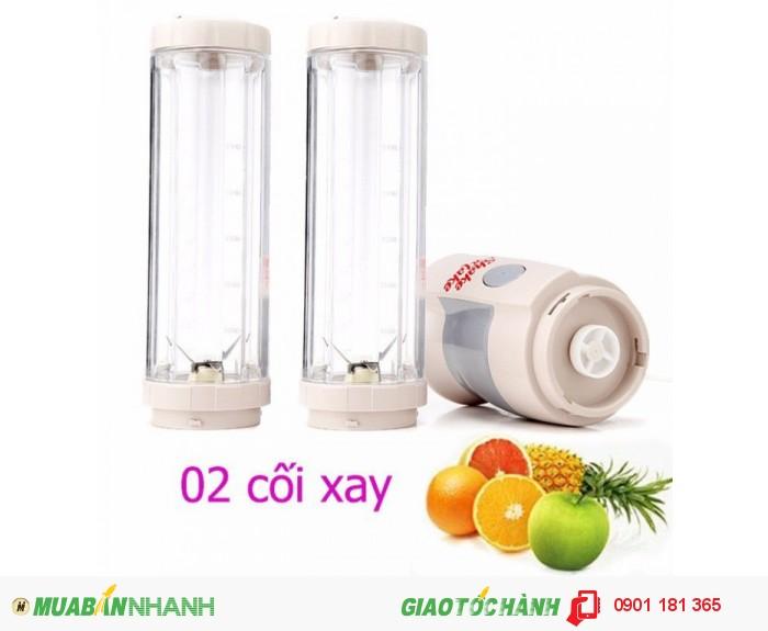 Máy xay sinh tố đa năng Shake n Take loại 2 cối xay - MSN388022