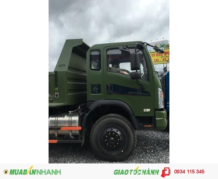 Xe ben Dongfeng 7.8T( 7,8 tấn/ 7 tấn 8/ 7,8t) 2 cầu Trường Giang xe mới 2016