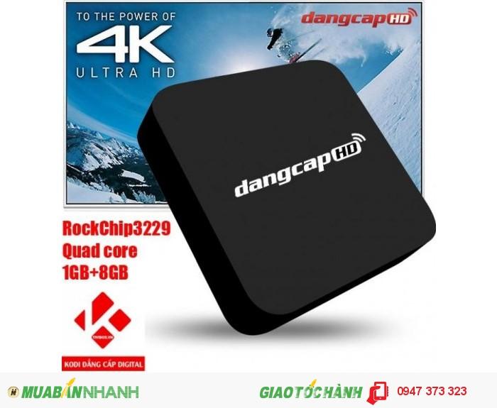 Android Box DangcapHD - 4K RK32290