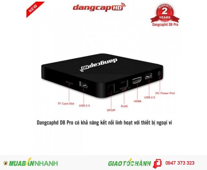 Android Box DangcapHD - 4K RK32291