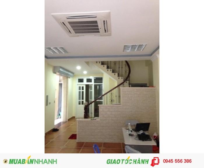 Bán nhà trong ngõ 115 Nguyễn Khang,90m2 x 7tầng,MT: 4.5m,ô tô vào nhà.