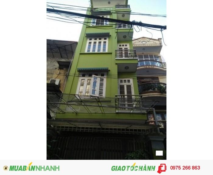 Bán gấp nhà riêng tại Láng Hạ, Đống Đa, Hà Nội.