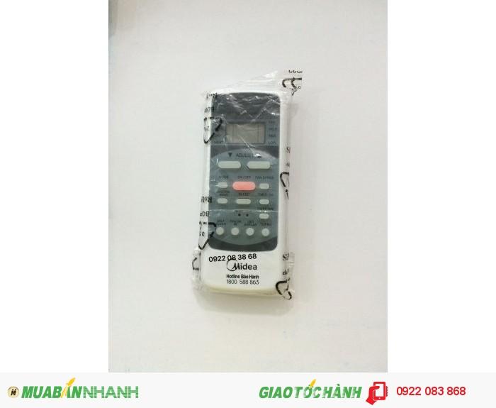 Remote máy lạnh Media Gía: 90k