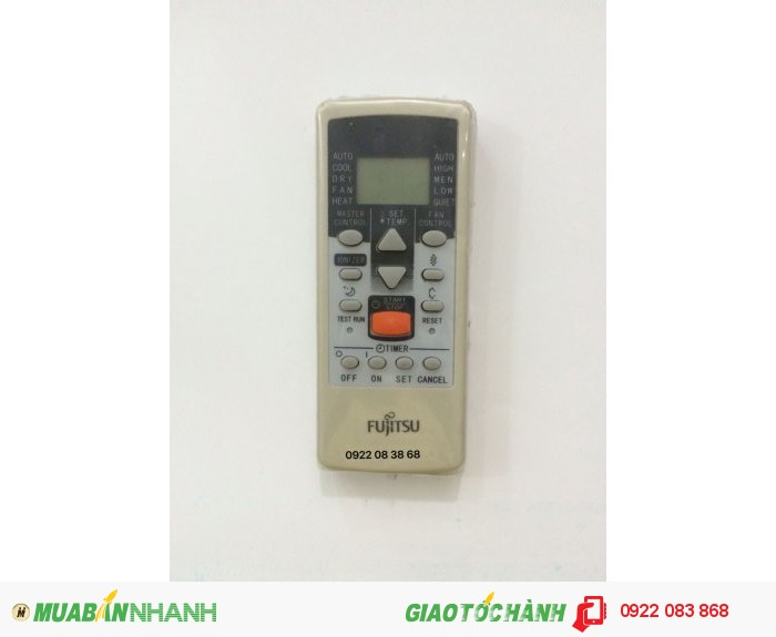 Remote Fujitsu Giá: 100Rk