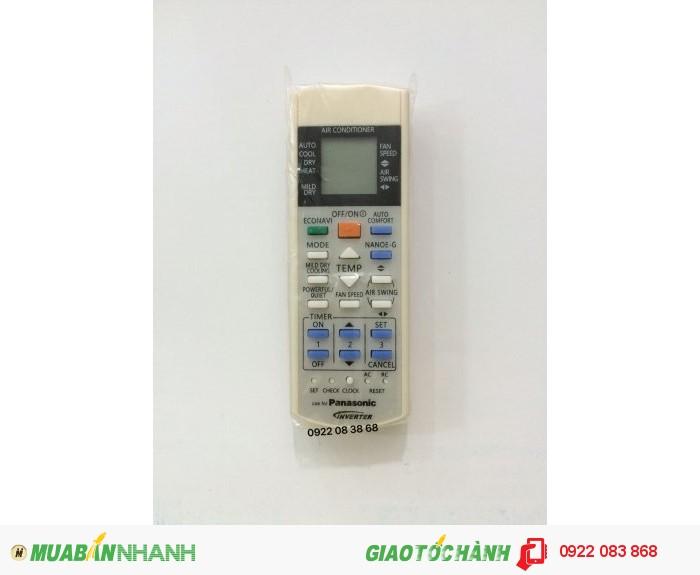 Remote Panasonic Inverter Giá: 95k