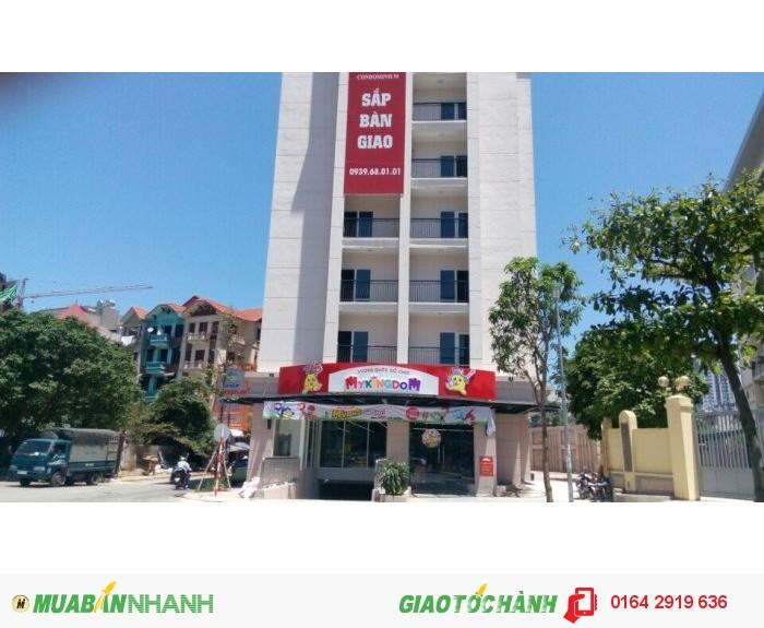Bán CH chung cư tại Ngã Tư TRần Kim Xuyến Hạ Yên chỉ từ 24.5/m2