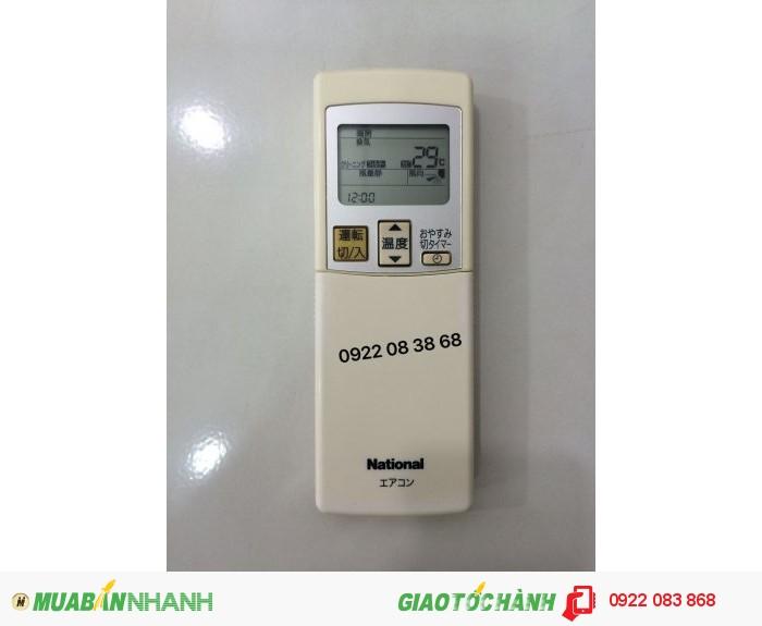 Remote máy lạnh National