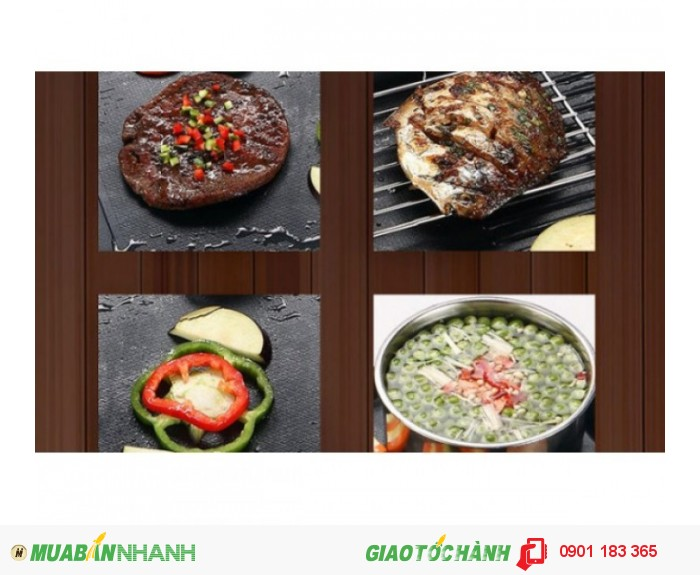Vỉ Nướng Điện ELECTRIC BARBECUE PLATE DS-60484