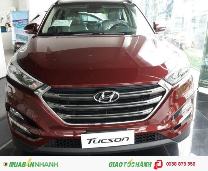 Hyundai Tucson nhập Hàn 2017 Full option giảm ngay 60 triệu, Nh hỗ trợ 80%