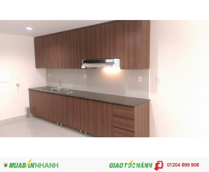 Cho thuê căn hộ an phú, quận 6, 85 m2, 2 phòng