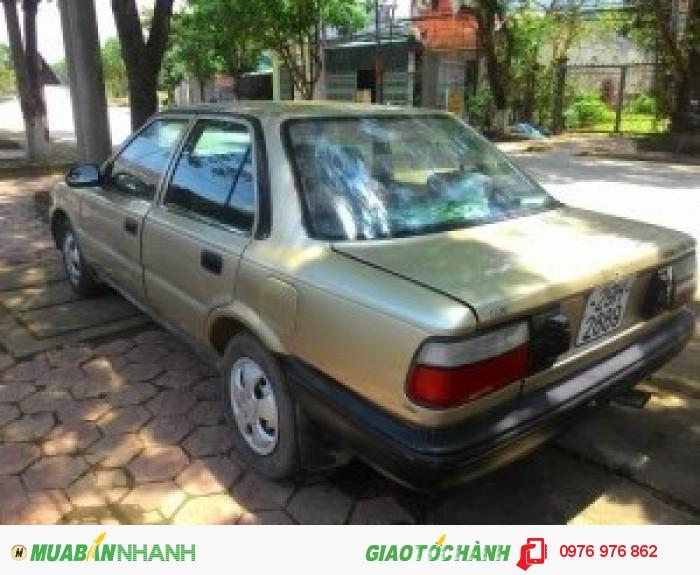 Toyota  sản xuất năm 1992 Số tay (số sàn) Động cơ Xăng