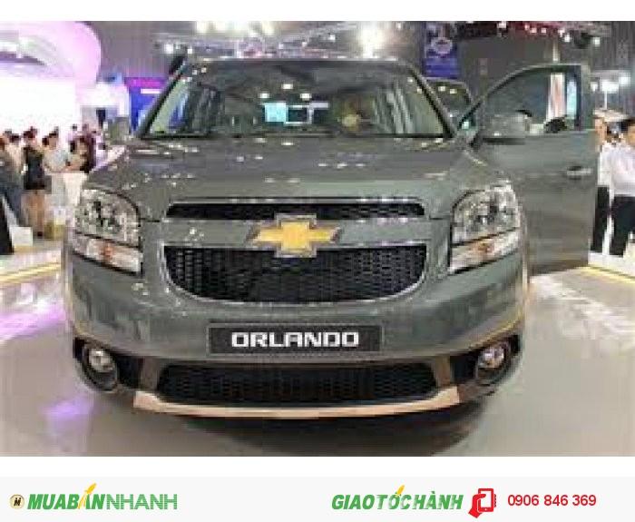 Chevrolet Orlando sản xuất năm 2017 Số tự động Động cơ Xăng