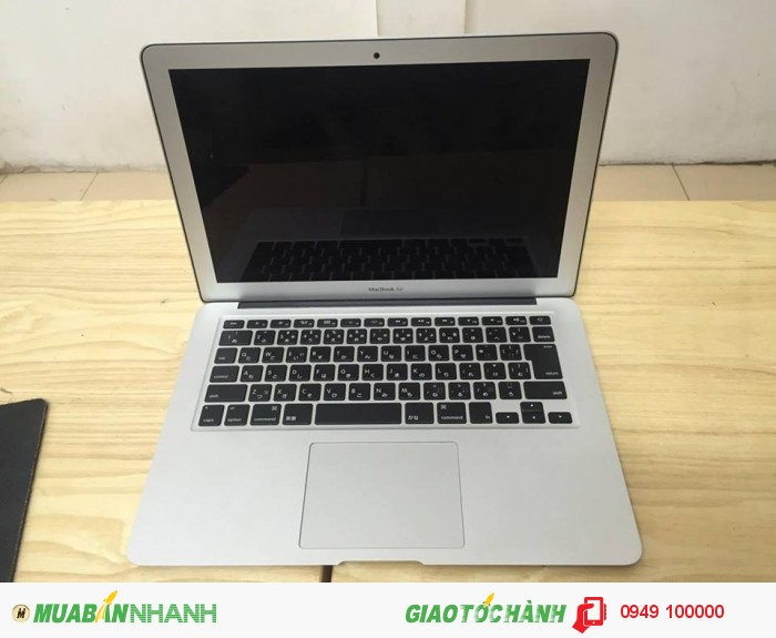 Macbook Air MD760 2014 | RAM: 4GB DDR3 1600MHz