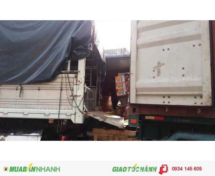 Công ty vận chuyển hàng hóa chuyên nghiệp, an toàn, nhanh chóng
