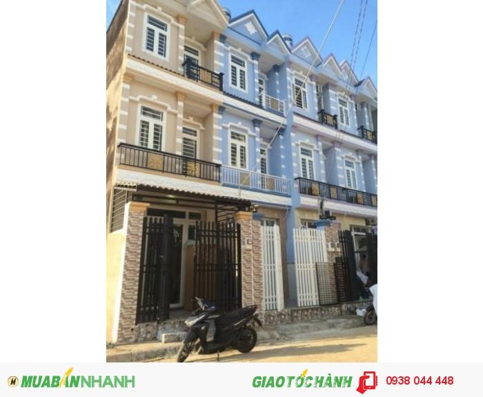 Nhà 3 tầng, 4pn, SHR, Lê Văn Lương, Phước Kiển, Nhà Bè