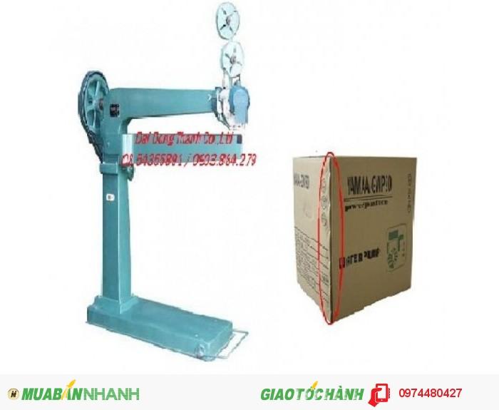 Máy dập ghim thùng carton tự động WP-1200 Đài Loan giá rẻ