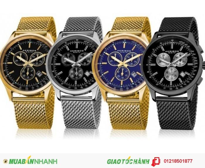 Đồng hồ nam chính hãng  Mỹ
