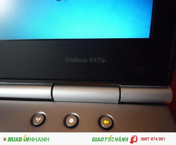 Hp Elitebook 8470p2