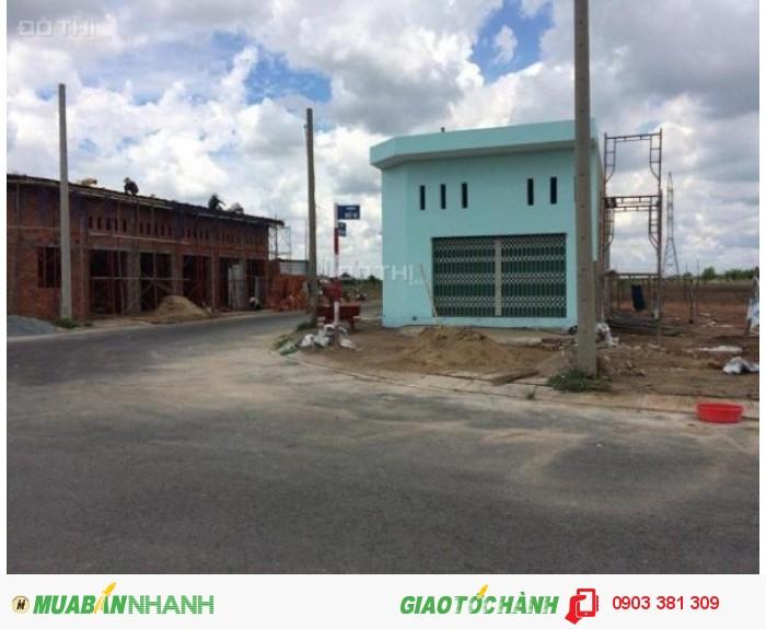 Đất thổ cư Bình Chánh, Kênh Xáng, khu CN Hạnh Phúc, xây dựng tự do
