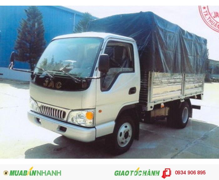 Xe tải Jac 2t4 công nghệ isuzu nơi gửi trọn niềm tin!