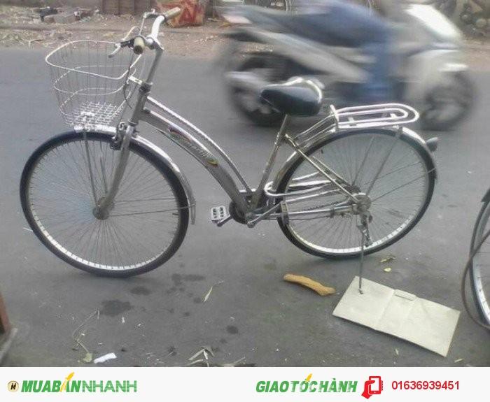 Hình ảnh toàn bộ xe đạp