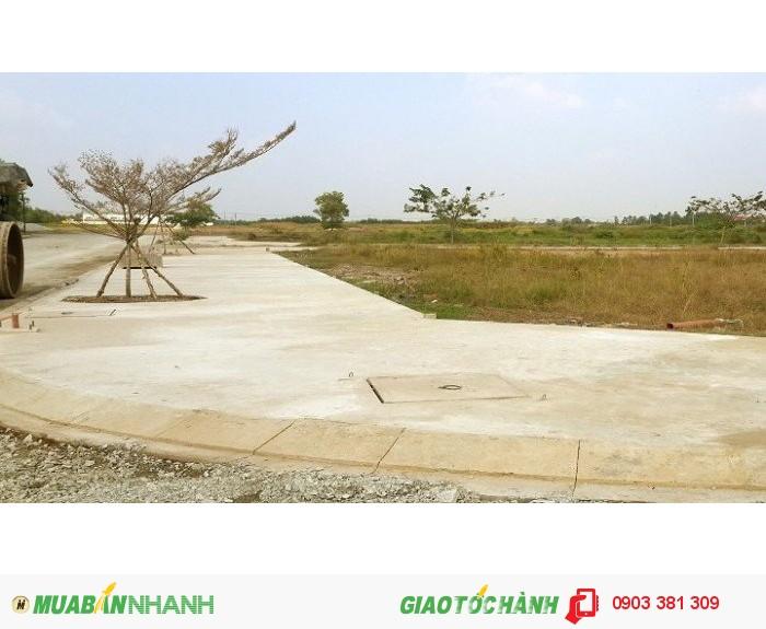 Bán đất nền dự án An Hạ Lotus huyện Bình Chánh, Tỉnh Lộ 10, sổ hồng, giá rẻ, cực sốc