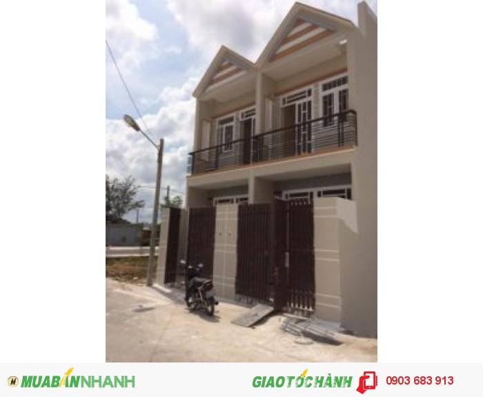 Nhà phố chính chủ 4.5x9m Ngay Lê Văn Lương