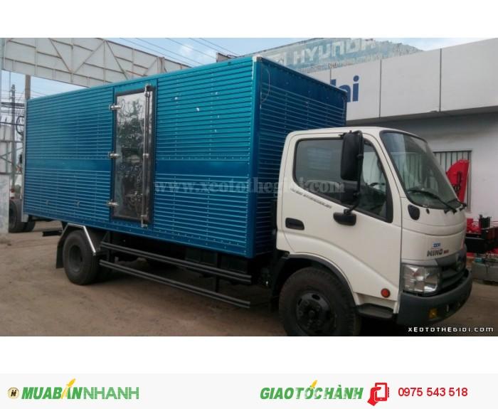 Hino Dutro 300 (LDT) Xe tải động cơ Dầu diesel