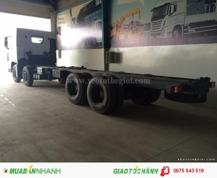 Xe tải Hyundai HD360 (10x4) - 19 tấn - Thùng 9.7M