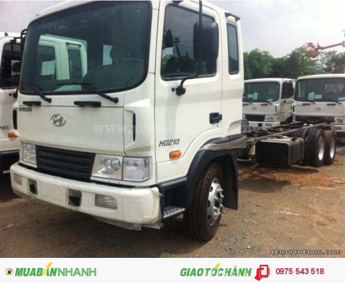 Xe tải Hyundai HD210 thùng lửng