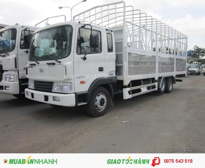 Hyundai HD210 Xe tải động cơ Dầu diesel