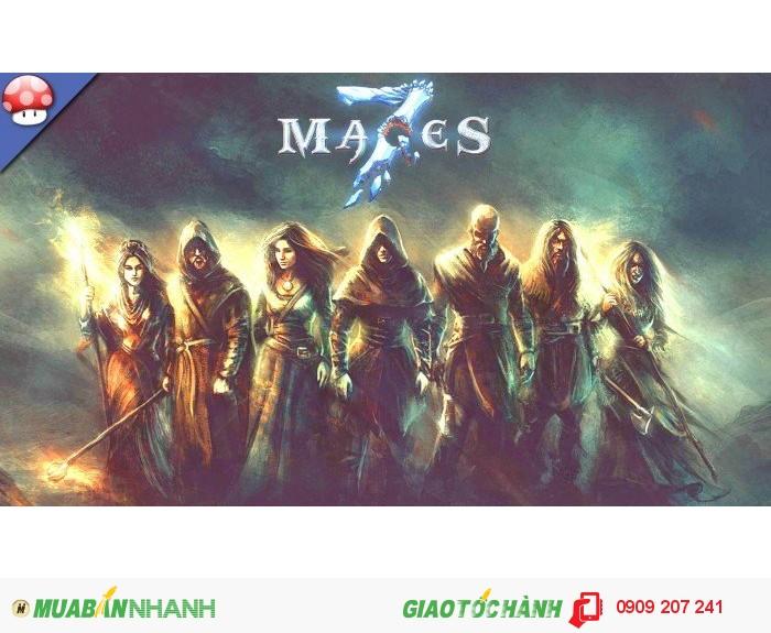 Dịch vụ cài đặt game 7 Mages – HI2U tại nhà