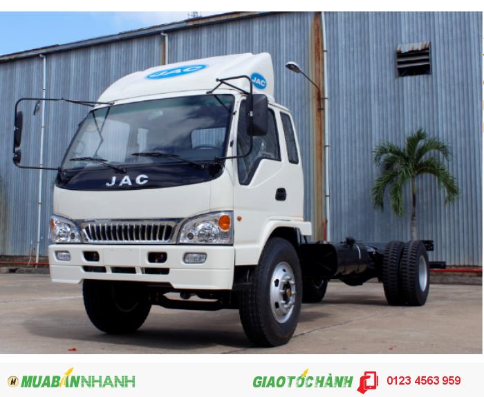 JAC Tải nặng Số tay (số sàn) Xe tải động cơ Dầu diesel